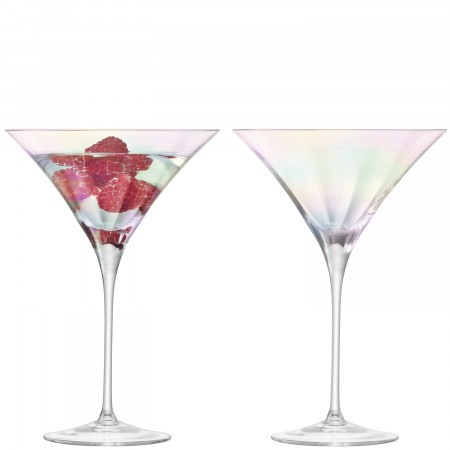 LSA Pearl Cocktail Glass 300ml (Set of 2)