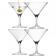LSA Bar Martini Glass 180ml (Set of 4)