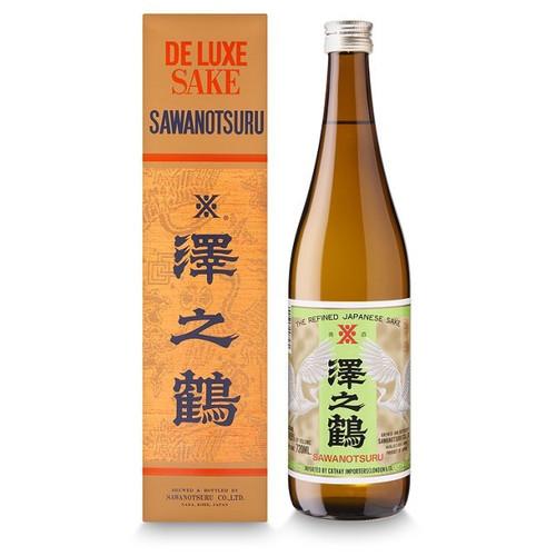 Sawanotsuru Deluxe Sake (70cl)