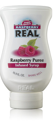 Raspberry Real Puree (6 x 50cl)