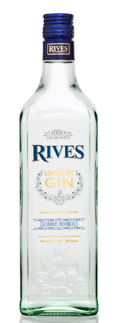 Rives London Dry Gin (70cl)