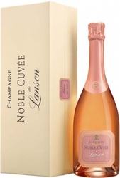 Lanson Noble Cuvee Rose NV  In Gift Box (75cl)