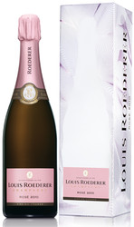 Louis Roederer Brut Rose 2010 (75cl)