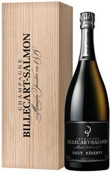 Billecart-Salmon Brut Reserve NV Magnum (1.5 ltr) in Wood Box