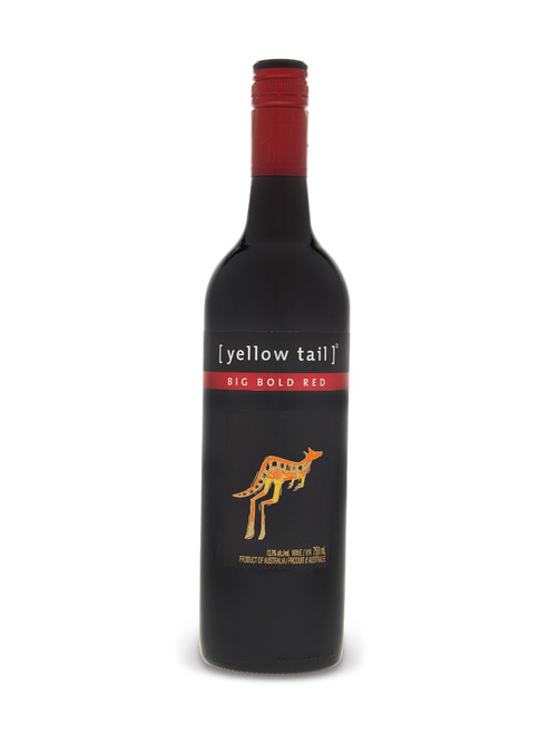 Yellow Tail Big Bold Red (75cl)