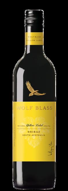 Wolf Blass Yellow Label Shiraz (75cl)