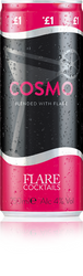 Flare Cocktails Cosmo Can (250ml)