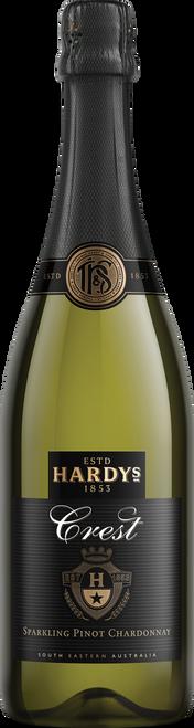 Hardy's Crest Sparkling Chardonnay Pinot Noir (75cl)