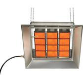 Sunstar SG6 Infrared Radiant Nat Gas Heater 60,000 BTU