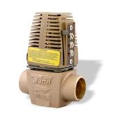 "Taco 573-2 Heat Motor Zone Valve 1 1/4"" Sweat"