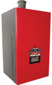 Crown Phantom 100K Nat Gas Hot Water Boiler Stainless Steel