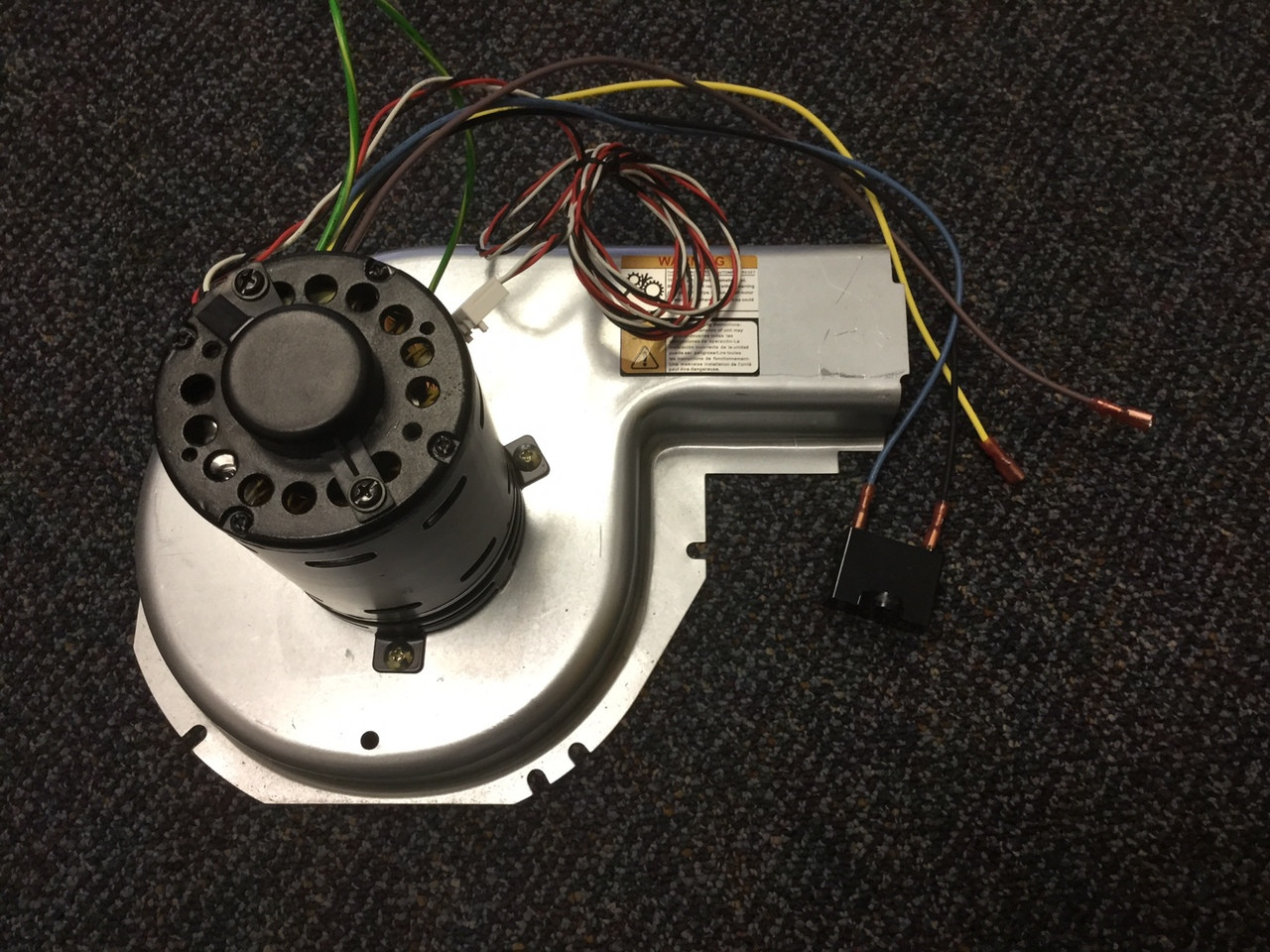 Carrier Hc30ck234 Hc30gb232 48gs400649 48gs400106 Blower Draft Bryant Wiring Devices Image 1