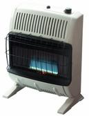 Mr Heater HeatStar 20,000 BTU NAT NG Vent Free Blue Flame Heater W/Blower T-stat