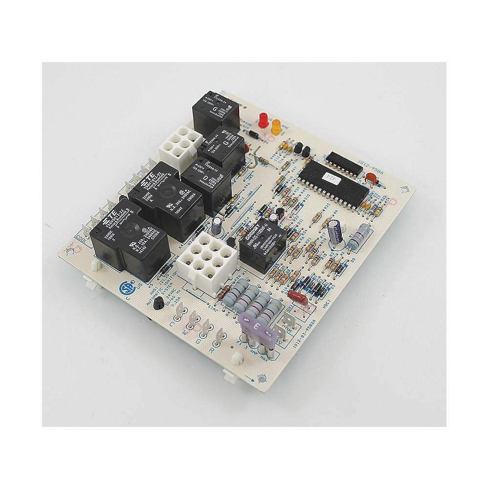 Nordyne 903429 Miller Furnace Control Board Integrated Utech 624640 Circuit Wiring Diagrams Image 1