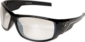 Edge Eyewear HZ111AR Caraz Black Safety Glasses w/ Anti-Reflective Lens