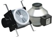Fantech PB190 Exhaust Fan Kit-232 CFM - 6 Inch