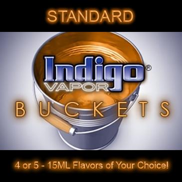 Indigo Bucket