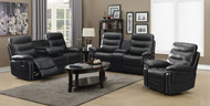 Cayman Living Room Black