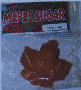 Maple Sugar Candy - 0.58 oz