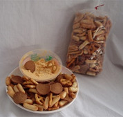 Swiss Almond Cheese Spread - 8 oz