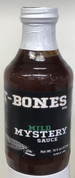 T-Bones Mild Mystery BBQ Sauce