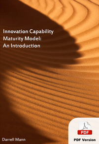 Innovation Capability Maturity Model (ICMM) An Introduction [PDF]