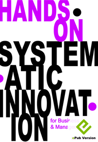 Hands On Systematic Innovation for Business and Management [eBook]