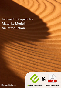 Innovation Capability Maturity Model (ICMM) An Introduction [eBook & PDF]