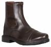 TuffRider Ladies Starter Front Zip Paddock Boots - Mocha