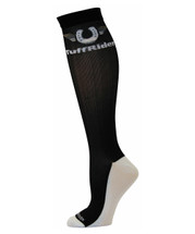 TuffRider Coolmax™ Boot Socks - Black