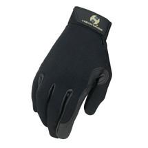Heritage Performance Gloves / Black