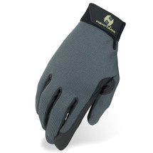 Heritage Performance Gloves / Dark Grey