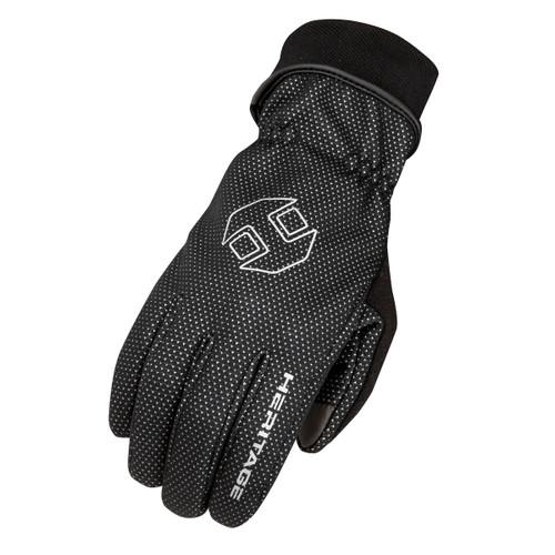 Heritage Summit Winter Gloves / Black - Closeout