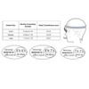 Tuffrider Helmet Sizing Chart