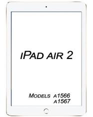 Apple iPad Air 2 2nd Gen Glass/LCD repair service.