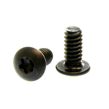"Shield RMS Mounting Screws (Battle Werx Cut Slides Only) 4-40 x 1/4"" Torx T8 (Pair)"