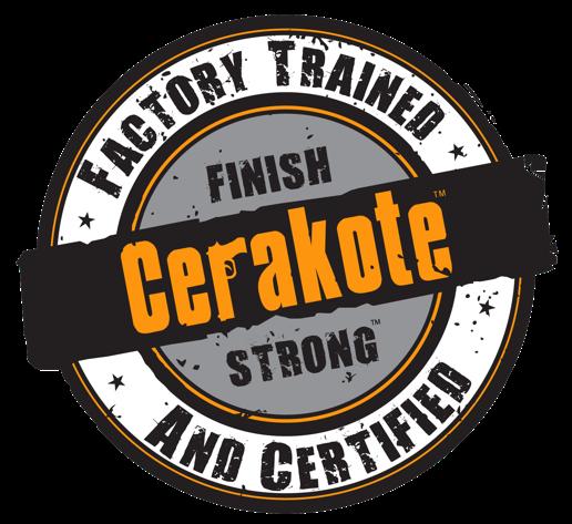 Cerakote Firearms coating