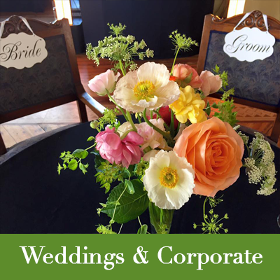 Wedding & Corporate Event Galleries from Milwaukee Florist, The Flower Lady — The Art of Sophisticated Elegance