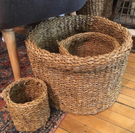 Woven Rope Baskets