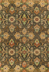 Casablanca Area Rug in Warm Tones