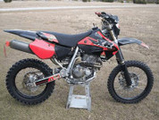 Honda XR400/250R Aloop MX Kit