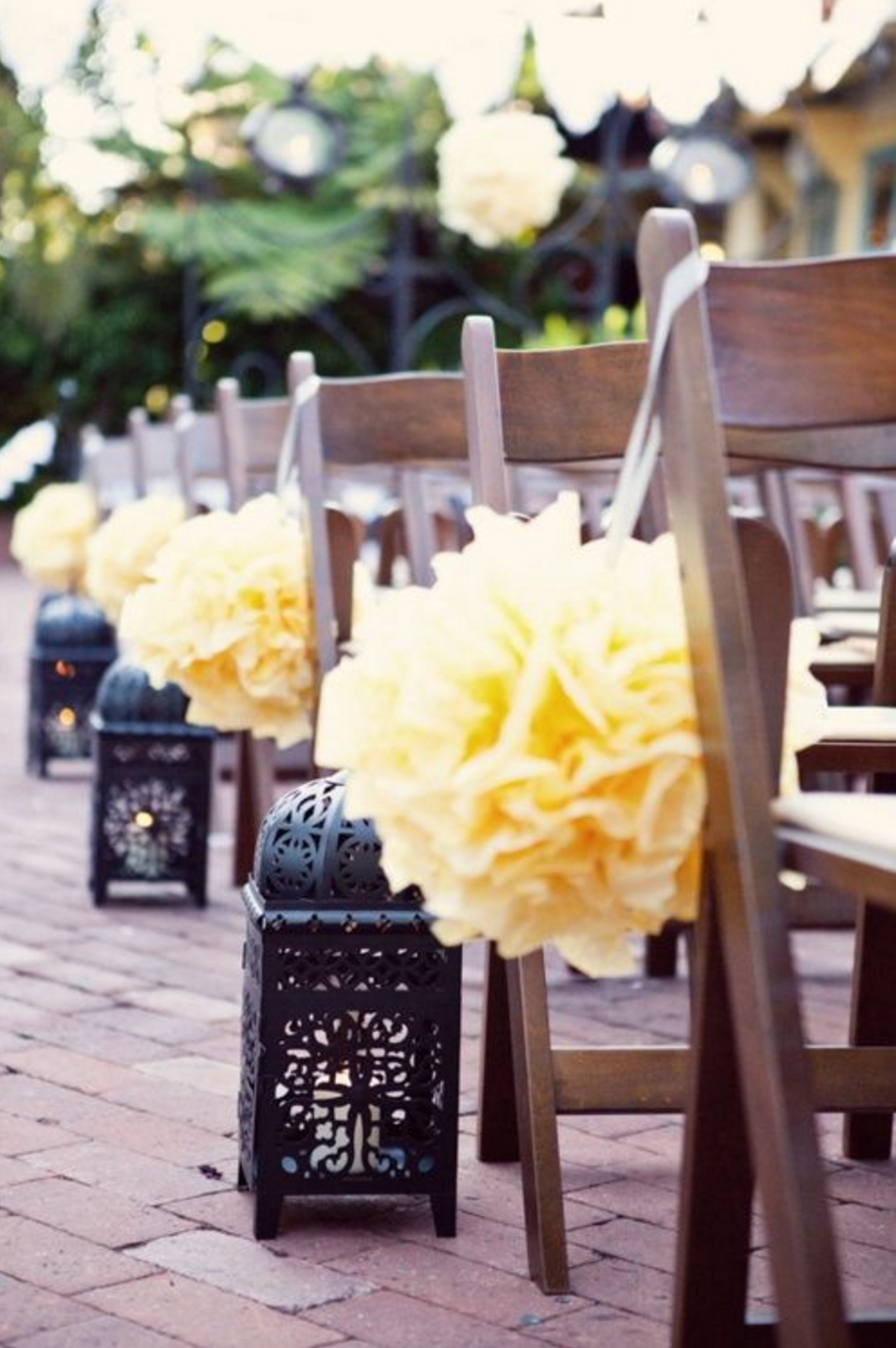 9 You Can Decorate Them For A Customized Look Wooden Folding Chairs Are Made To Simple So Personalize Your Hearts Content