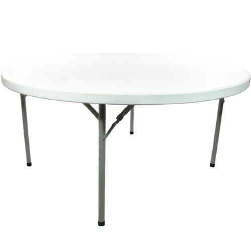Bon Plastic Folding Tables | Round Folding Table | Banquet Tables