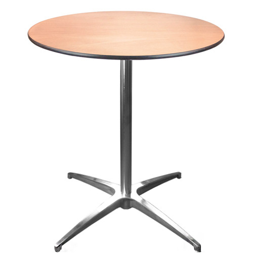 30 Round High Top Restaurant Cafe Bar Table And Cherry: 30 Inch Round High Cocktail Tables