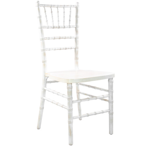 Lime Washed Farmhouse Tables And Benches Bespoke Sizes: Lime Wash Wood Chiavari Chair
