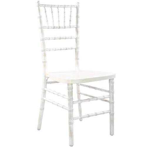 Lime Wash Wood Chiavari Chair | Chiavari Chairs For Sale