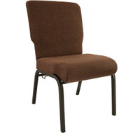 "Church Chairs For Sale | 20.5"" Java Church Chair"