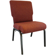 "Church Chairs For Sale | 20.5"" Cinnamon Church Chair"