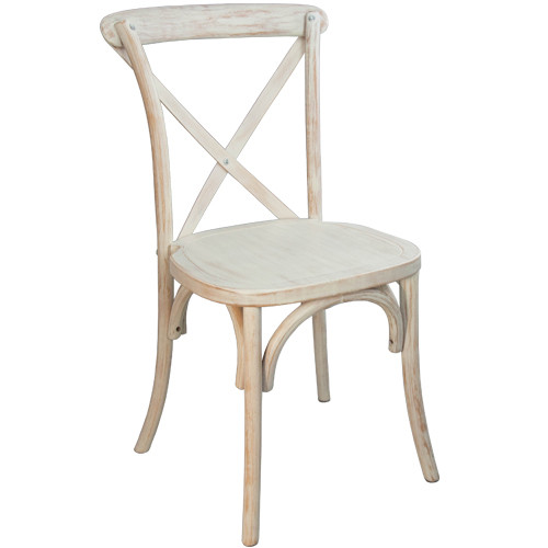 X Back Chair Lime Wash Cross Back Chairs