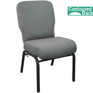 Charcoal Gray Church Chairs | Signature Elite | Church Chairs for sale